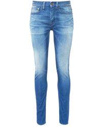 Denham - 'bolt' Slim Fit Jeans - Lyst