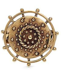 Chloé - 'coins' Twist Band Ring - Lyst