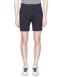 Attachment - Slim Fit Nylon Shorts - Lyst
