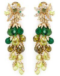 Anabela Chan - 'coralbell' Detachable Drop 18k Yellow Gold Earrings - Lyst