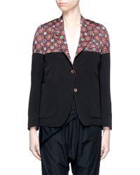 Ibrigu - One Of A Kind Kimono Tailored Jacket - Lyst