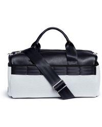 CALVIN KLEIN 205W39NYC - Plonge Mesh Duffle Bag - Lyst