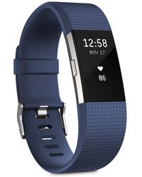 Fitbit - Charge 2 Activity Wristband — Large - Lyst