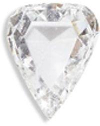 Loquet London - Birthstone Charm - April 'forever' Diamond - Lyst