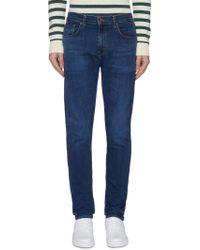 J Brand - 'tyler' Washed Slim Fit Jeans - Lyst