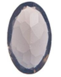Loquet London - Healing Stone Charm − 'focus And Protection' Smokey Quartz - Lyst