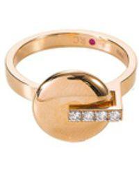 Roberto Coin - 'colored Treasure' Diamond 18k Gold Ring - Lyst