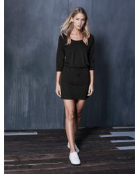Lanston | Scoop Mini Dress | Lyst