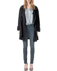 Best Mountain - Trench Coat - Lyst