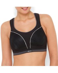 Shock Absorber - Non-underwired Sports Bra With Moulded Cups - Lyst
