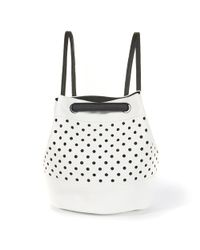 La Redoute - Perforated Back Pack - Lyst