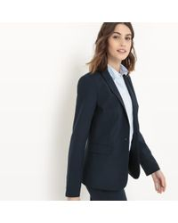 La Redoute - Tailored Blazer, Length 60cm - Lyst