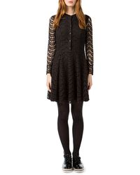 Best Mountain - Openwork Lace Dress - Lyst