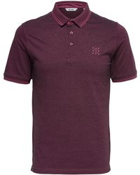 Only & Sons - Short-sleeved Piqué Polo Shirt - Lyst