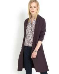 Marc O'polo - Long-sleeved Open Cardigan - Lyst