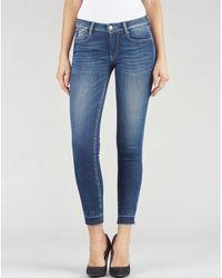 Le Temps Des Cerises - Skinny Jeans - Lyst