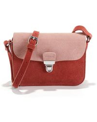 Esprit - Bea Leather Handbag - Lyst
