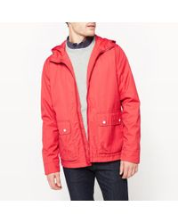 La Redoute - Water-repellent Hooded Bomber Jacket - Lyst