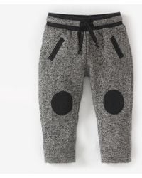La Redoute - Joggers With Padded Knees, 1 Mth-3 Yrs - Lyst
