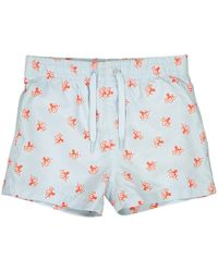 La Redoute - Printed Swim Shorts, 1 Month-3 Years - Lyst