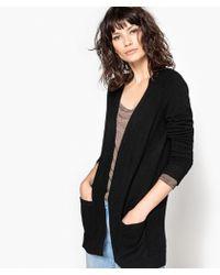 La Redoute - Long-sleeved Open Cardigan - Lyst