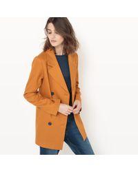 La Redoute - Pea Coat - Lyst