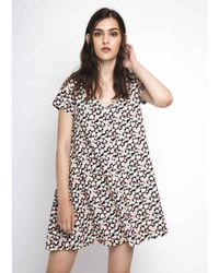 Compañía Fantástica | Short-sleeved Mini Dress | Lyst