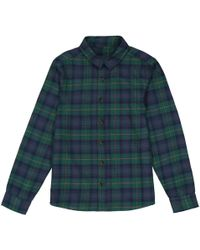 La Redoute - Checked Shirt, 3-12 Years - Lyst