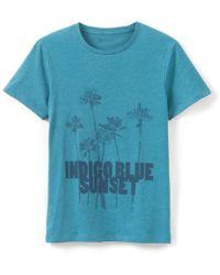 LA REDOUTE | Crew Neck T-shirt | Lyst