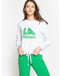 LA REDOUTE | La Redoute Vintage Logo Sweatshirt | Lyst