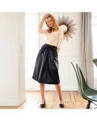 La Redoute - Long-sleeved, V-neck Fine Gauge Knit Jumper/sweater - Lyst