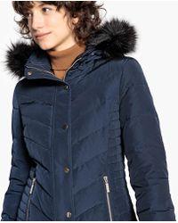 La Redoute - Short Hooded Padded Winter Jacket - Lyst