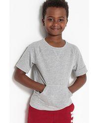 La Redoute - Short-sleeved Sweatshirt, 3-12 Years - Lyst