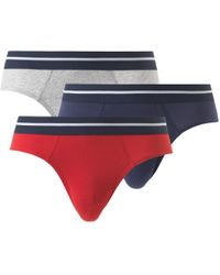 La Redoute - Pack Of 3 Jersey Briefs - Lyst