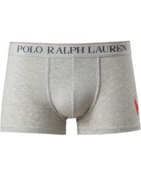 Polo Ralph Lauren - Plain Hipsters With Embroidered Logo - Lyst