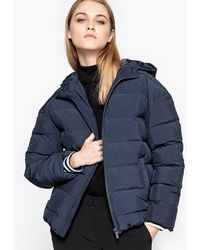 La Redoute - Padded Puffer Jacket - Lyst