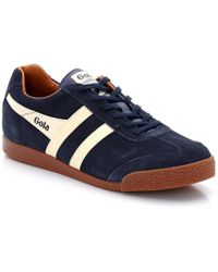 Gola - Leather Trainers - Lyst