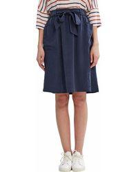 Esprit - Knee-length Belted Skirt - Lyst