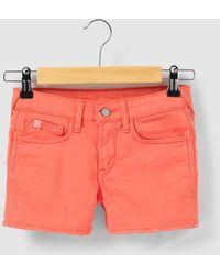 Le Temps Des Cerises - Stretch Cotton Shorts, 8-16 Years - Lyst