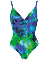 Arena - Pool Swimsuit With Removable Padding - Lyst
