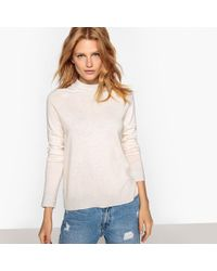 La Redoute - High Neck Jumper/sweater - Lyst