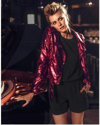 La Redoute - Sequin Jacket - Lyst