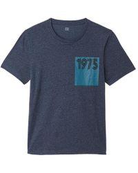 La Redoute - Short-sleeved Crew Neck T-shirt - Lyst