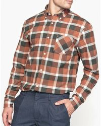 La Redoute - Checked Shirt - Lyst