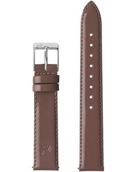 Larsson & Jennings - 16mm Patent Mink Pink/silver - Lyst