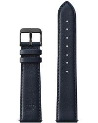 Larsson & Jennings - 20mm Leather Strap - Lyst