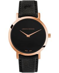 Larsson & Jennings - Lugano Jette Leather - Lyst