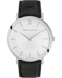 Larsson & Jennings - Lugano Sloane Leather - Lyst