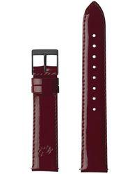 Larsson & Jennings - 18mm Patent Red/black - Lyst