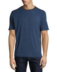 Revo - Short-sleeve Crewneck Jersey T-shirt - Lyst